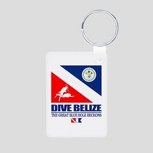 Dive Belize Keychains