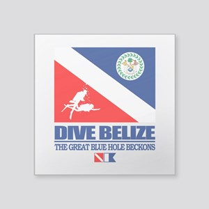 Dive Belize Sticker