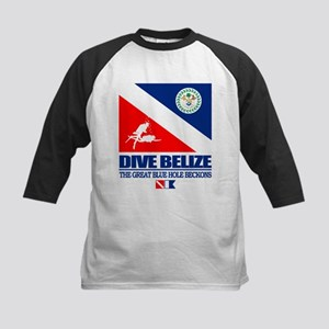 Dive Belize Baseball Jersey