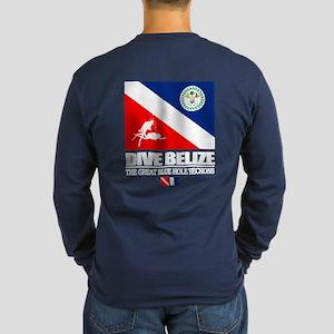 Dive Belize Long Sleeve T-Shirt