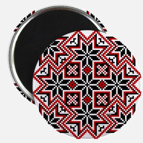 Folk Design 8 Magnet