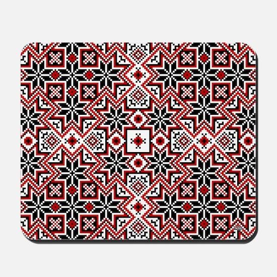 Folk Design 8 Mousepad
