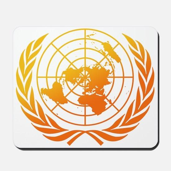 United Nations 2 Mousepad