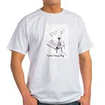 Pushkar Charpoy Thug Grey T-Shirt