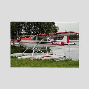 Cessna Float Plane (red, white & blue), Alaska Rec