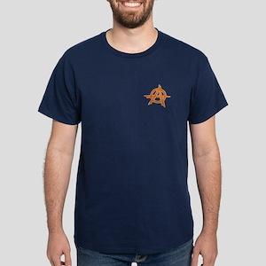 Anarchist Inlay Dark T-Shirt