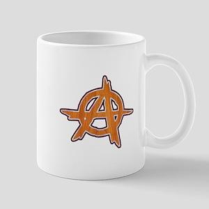 Anarchist Inlay Mug