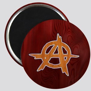 Anarchist Inlay Magnet