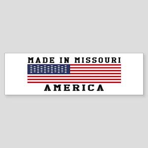 Made In Missouri Sticker (Bumper)