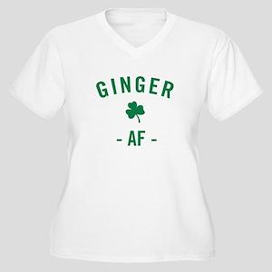 Ginger AF Plus Size T-Shirt