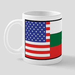 USA/Bulgaria Mug