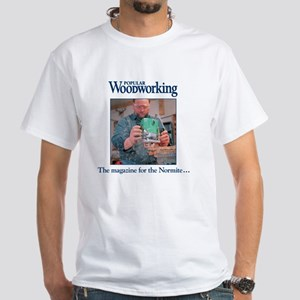 New Beyond the Norm White T-Shirt