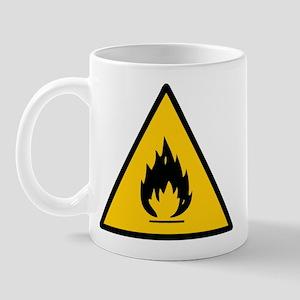 Flammable Mug