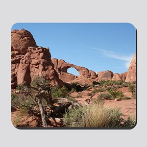 Arches National Park, Utah, USA Mousepad