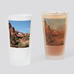 Arches National Park, Utah, USA Drinking Glass