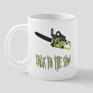 The Saw Mug