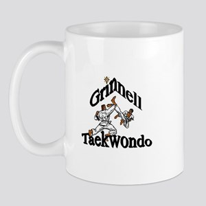Grinnell Taekwondo Mug