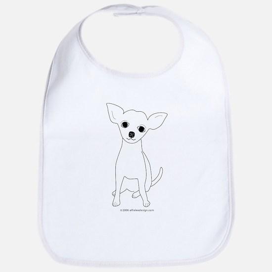Chihuahua! Bib