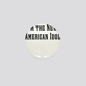 The American Idol Mini Button