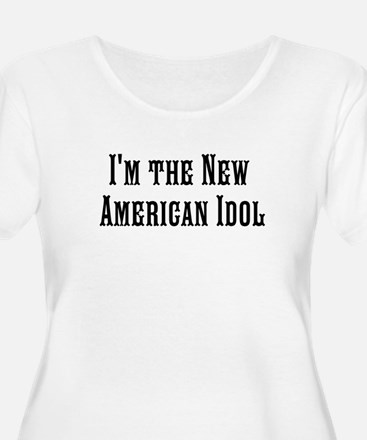 The American Idol Plus Size T-Shirt