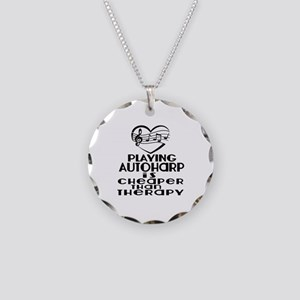 Autoharp Is Cheaper Than The Necklace Circle Charm
