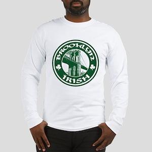Brooklyn NY Irish Long Sleeve T-Shirt