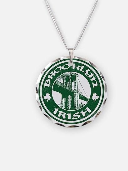 Brooklyn NY Irish Necklace