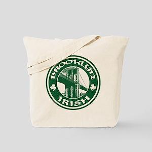 Brooklyn NY Irish Tote Bag