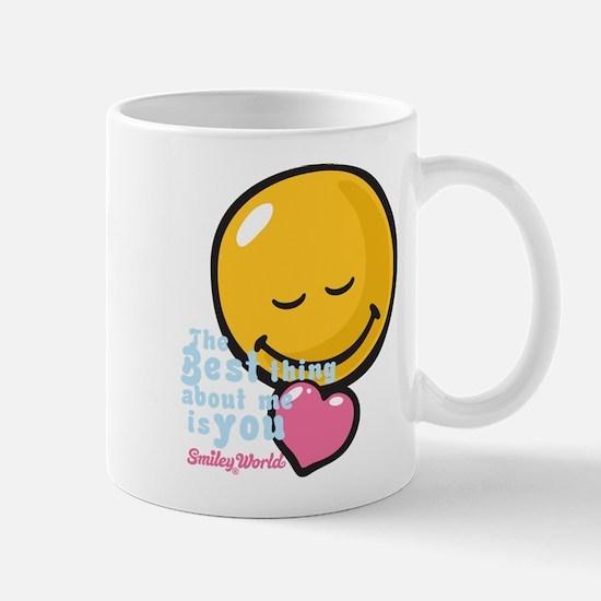 best thing smiley Mug
