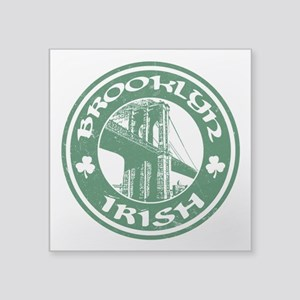 Brooklyn NY Irish Sticker