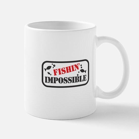 Fishin' Impossible Mug