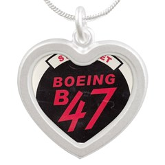 B-47 STRATOJET ASSOCIATION Necklaces