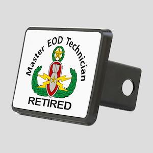 Retired Master EOD Rectangular Hitch Cover