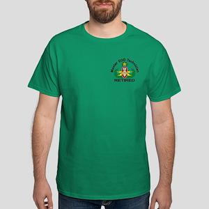 Retired Master EOD Dark T-Shirt
