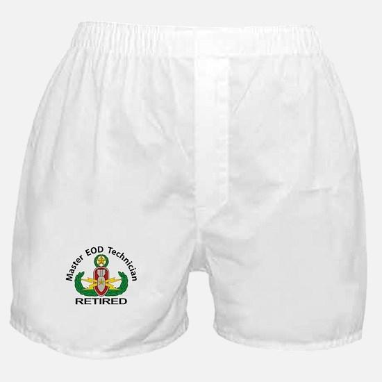 Retired Master EOD Boxer Shorts