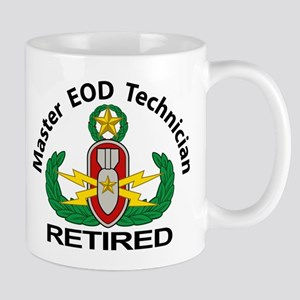 Retired Master EOD Mug