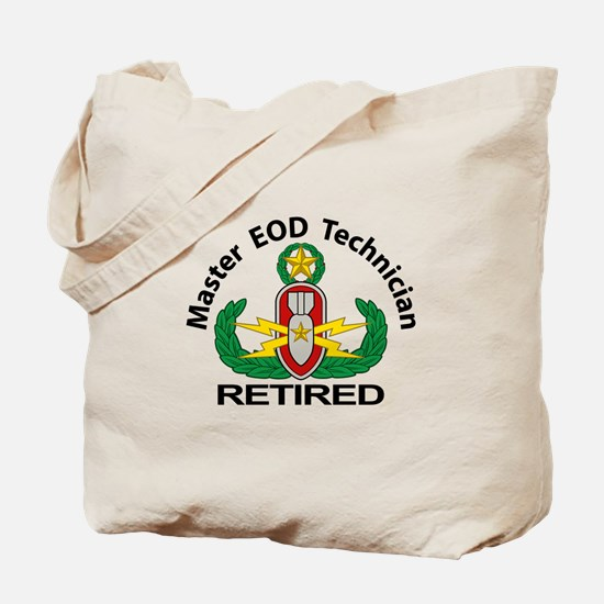 Retired Master EOD Tote Bag