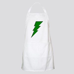 The Green Lightning Shop BBQ Apron