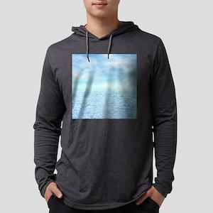 Sea of Serenity Mens Hooded Shirt