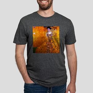 Klimt: Adele Bloch-Bauer I. Mens Tri-blend T-Shirt