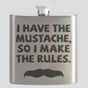 Mustache Rules Flask