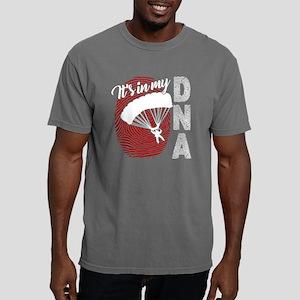 SKYDIVING IN MY DNA SHIR Mens Comfort Colors Shirt