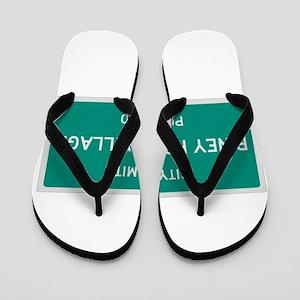 Piney Point Village, Texas City Limits Flip Flops