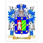 Balanesco Small Poster