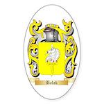 Balak Sticker (Oval)