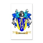 Bakmann Rectangle Car Magnet