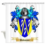 Bakmann Shower Curtain