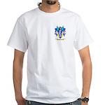 Bakker White T-Shirt