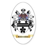 Bakhrushkin Sticker (Oval)