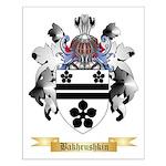 Bakhrushkin Small Poster